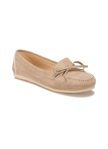 Miss F Ayakkabı Bej